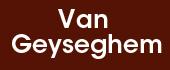Logo Van Geyseghem