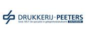 Logo Drukkerij Peeters