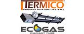 Logo Termico-Eco Gas Chauffage Radiant sprl
