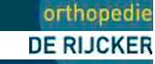 Logo De Rijcker Orthopedie