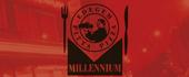 Logo Millenium Pitta House