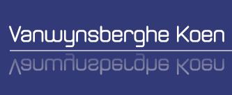 Logo Vanwynsberghe Koen