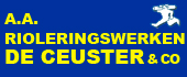 Logo A.A. RIOLERINGSWERKEN DE CEUSTER & CO