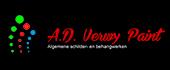 Logo A.D. Verwy Paint