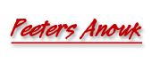 Logo Anouk Peeters