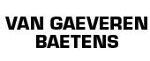 Logo Van Gaeveren-Baetens