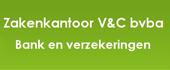 Logo Zakenkantoor V & C