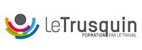 Logo Le Trusquin EFT asbl