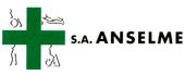 Logo Bandagisterie Anselme