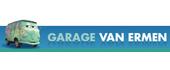 Logo Garage Van Ermen Jos