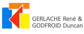 Logo GERLACHE ET GODFROID