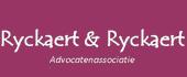 Logo Advocatenassociatie Ryckaert & Ryckaert