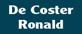 Logo De Coster Ronald