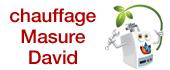 Logo Chauffage Masure David
