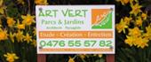 Logo Art Vert