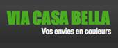 Logo Via Casa Bella
