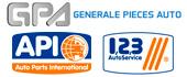 Logo Générale Pièces Auto