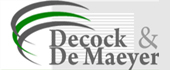 Logo Decock & De Maeyer