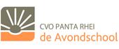 Logo CVO-Panta Rhei De Avondschool