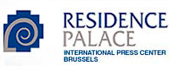 Logo Residence Palace-Internationaal Perscentrum