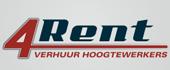 Logo 4-Rent Brugge
