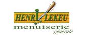 Logo Lekeu Henri menuiserie