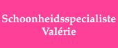 Logo Schoonheidsspecialiste Valérie