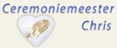 Logo Ceremoniemeester Chris