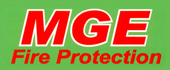 Logo MGE Fire Protection