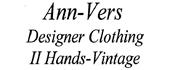 Logo Ann-Vers II Hands