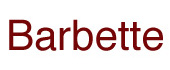 Logo Barbette & Associés
