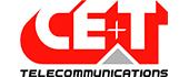 Logo CE+T telécommunications.com