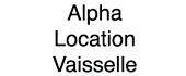 Logo Alpha Location Vaisselle
