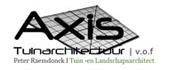 Logo Axis Tuinarchitectuur