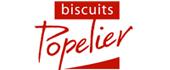 Logo Biscuits Popelier