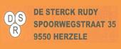 Logo De Sterck Rudy