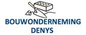 Logo Bouwonderneming Denys