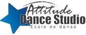 Logo Attitude Dance Studio