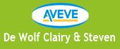 Logo AVEVE Brakel / De Wolf Clairy & Steven