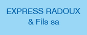 Logo Radoux & Fils