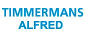Logo Timmermans Alfred