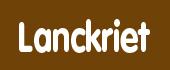 Logo Lanckriet N.V.