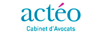 Logo Actéo Cabinet d'avocats
