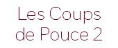 Logo Les Coups de Pouce Fleurusiens