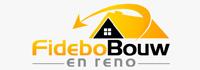 Logo Bouw- en renovatiewerken Fidebo