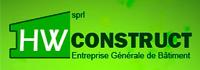 Logo HW  Construct