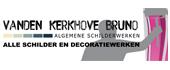 Logo Schilderwerken Vanden Kerkhove Bruno
