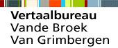Logo Vande Broek-Van Grimbergen Vertalingen