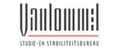 Logo Studie- en Stabiliteitsbureau Vanlommel