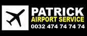 Logo Airport Service Patrick